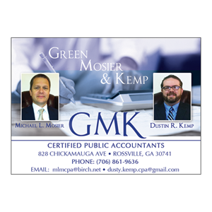 Green, Mosier and Kemp, LLC