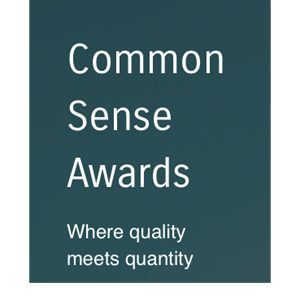 Common Sense awards