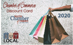 Buy Local Discount Card