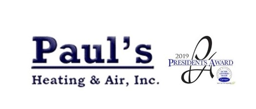 Ribbon Cutting- Paul's Heating & Air Conditioning