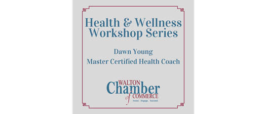 Health & Wellness Workshop Series - Workshop 3