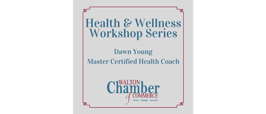Health & Wellness Workshop Series - Workshop 4