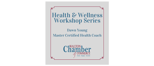Health & Wellness Workshop Series - Workshop 5