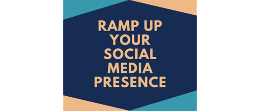 Ramp Up Your Social Media Workshop
