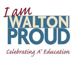 Walton Proud Logo