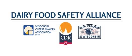 Dairy Food Safety Alliance Meeting