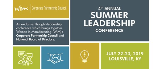 Summer Leadership Conference 2019