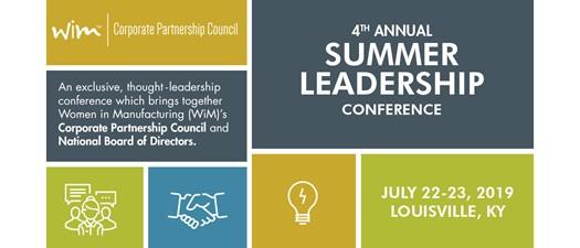 Summer Leadership Conference 2019