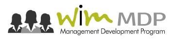 Management Development Program In-person Session I