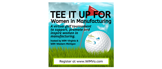 WiM Virginia & WiM Western Michigan | Virtual 18-Hole Golf Tournament