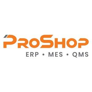 ProShop ERP