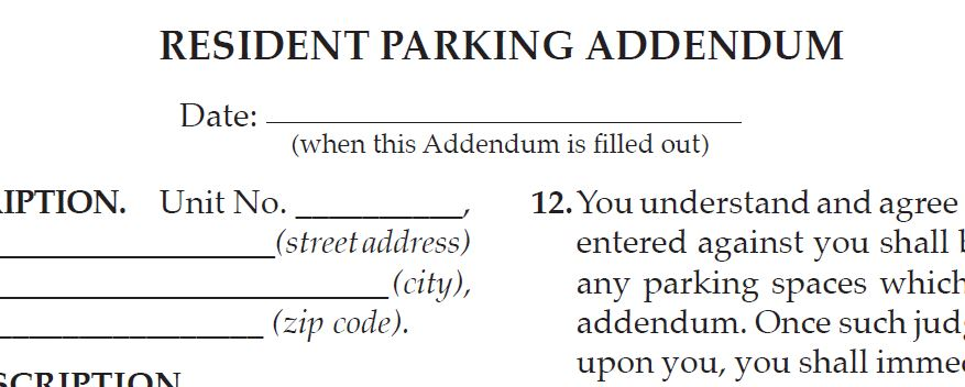 Seattle Changes The Rules On Parking Washington Multi Family