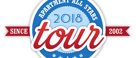 Apartment All Star Tour