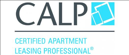 Virtual Certified Apartment Leasing Professional (CALP)