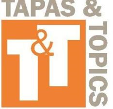 EaWA Tapas & Topics  - May