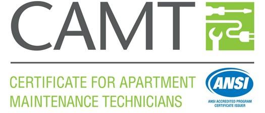 Certificate for Apartment Maintenance Technicians (CAMT)