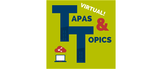 Virtual Tapas & Topics - Let's Get Physical