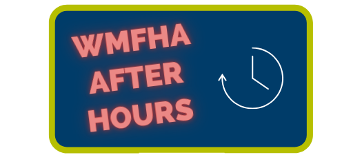WMFHA After Hours: Cooking Class
